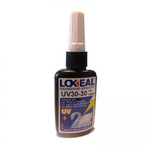 Adhesivo UV LOXEAL UV 30-30