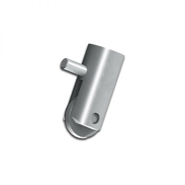 Cabezal MACTO porta clip 7/32 sin muelle