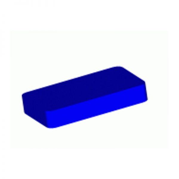 Calzos plásticos sencillos para acristalar 90mm x 34mm
