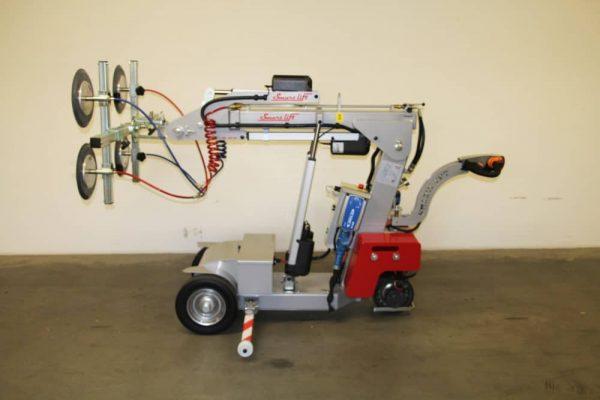 Carro motorizado para la instalación de vidrio Smart Lift SL380 midi