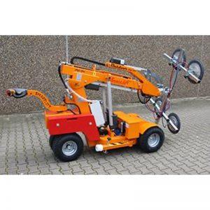 Carro motorizado para la instalación de vidrio SmartLift SL608 OHL RT