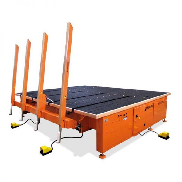 Mesa de tronzado con brazos MT-300B / MT-600B / MT-600B4
