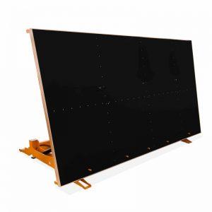 Mesa de tronzado de vidrio MT-600