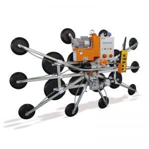 Ventosa para vidrio con movimiento motorizado VR3-GB8+10